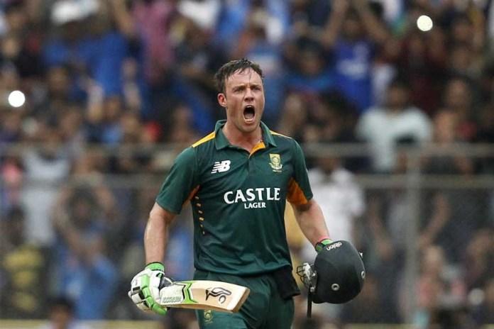 AB de Villiers - Reuters