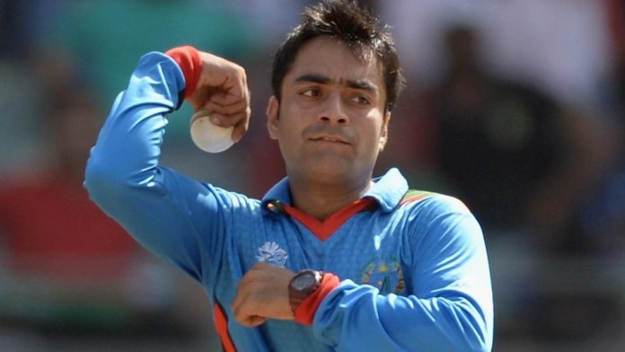 Afghan Cricketer Rashid Khan - Getty Images