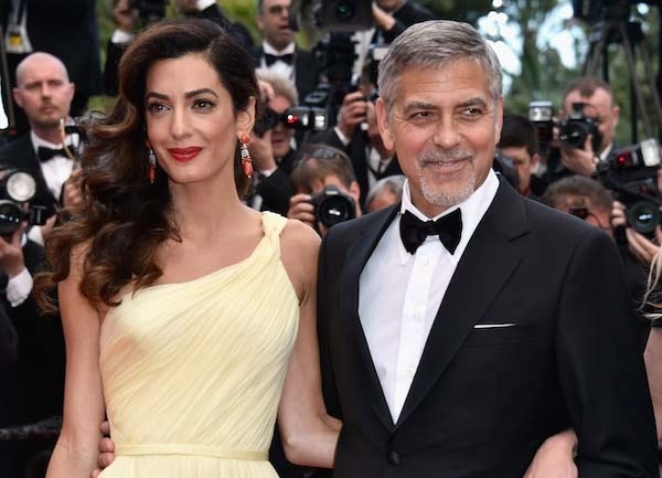 Amal Clooney and George Clooney Love Story