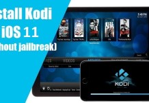 How to Install Kodi on iOS 11
