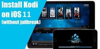 How to Install Kodi on iOS 11
