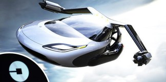 Uber Flying Cars