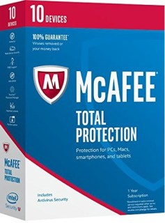 Best Antivirus 2019 | McAfee 2018 - 2019
