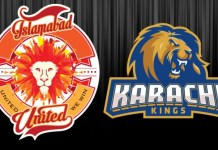 PSL 3 IU Vs KK 4 March 2018