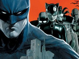 Batman and Catwoman wedding