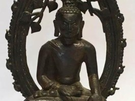 Buddha Statue returned to India