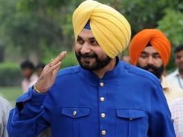 Navjot Singh Sidhu Arrives at Wagha Border