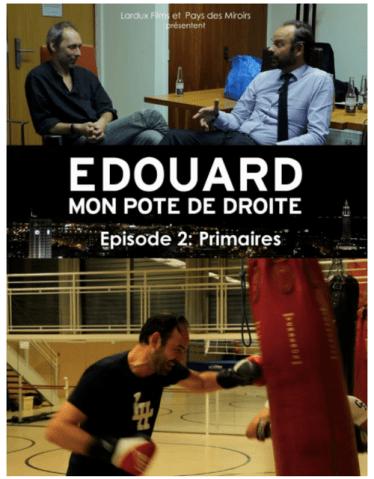 2ième épisode du documentaire Edouard mon pote de droite