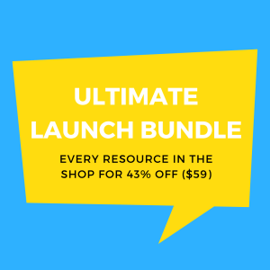 Launch Bundle 43 Percent Off