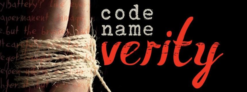 Code Name Verity crop