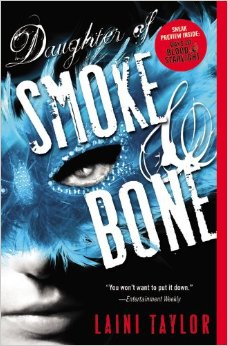 Daughter Smoke and Bone
