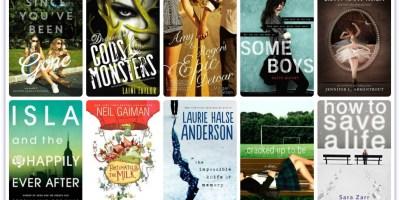 Top Ten Books So Far 2015