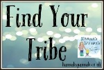 Find your tribe badge reduced