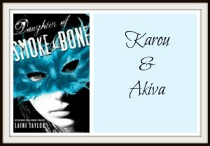 Karou & Akiva couple
