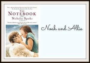 Noah & Allie couple