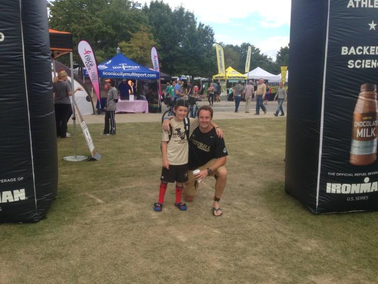 vince wyatt Ironman Chattanooga