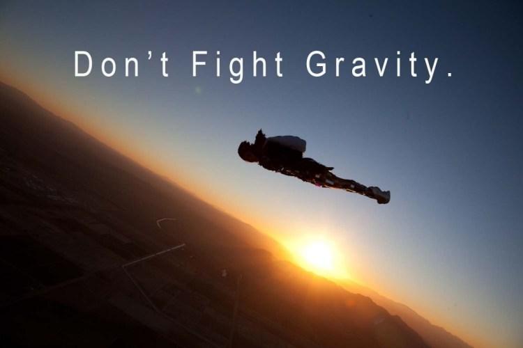 free-fall