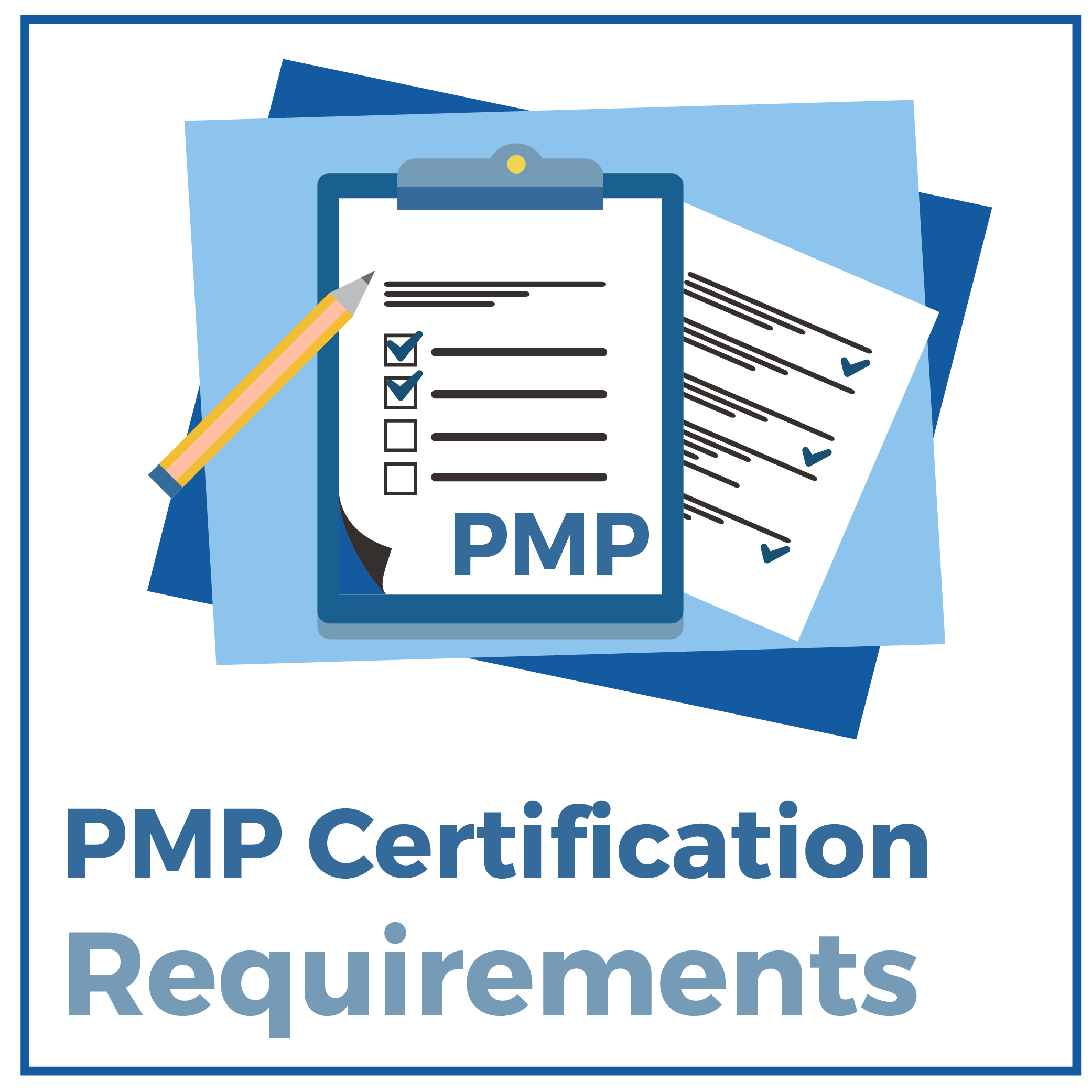 Pmp Certification Requirements Do You Meet Them Complete