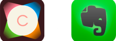 Crusoe + Evernote AppIe Icon2