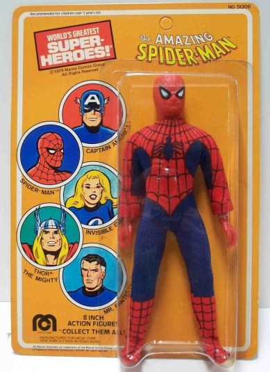 Vintage-MEGO-Spider-Man-Figure-Card