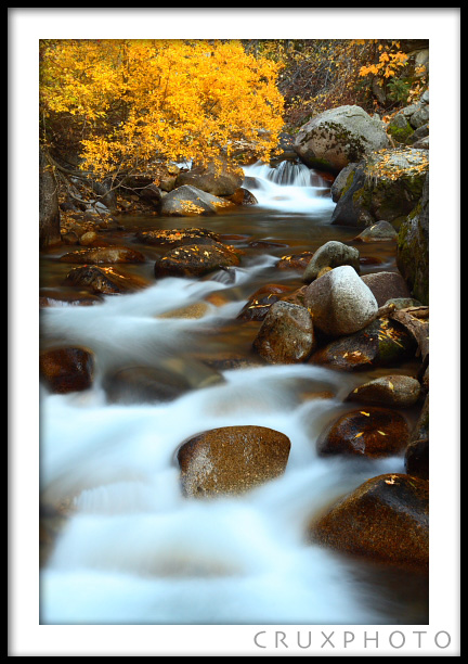 Little Cottonwood Canyon.  Copyright Nate Young and Crux Photo.