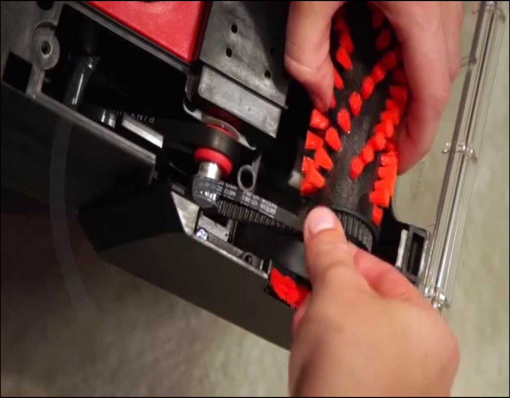 Bissell Carpet Cleaner Belt Replacement