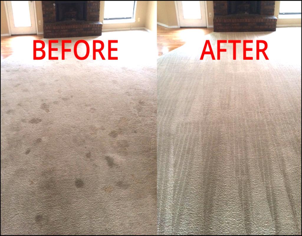 Carpet Cleaning In Tulsa Ok
