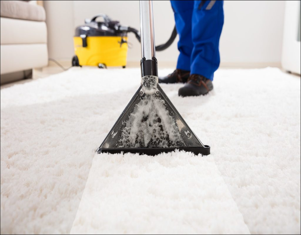 Carpet Cleaning Mckinney Tx