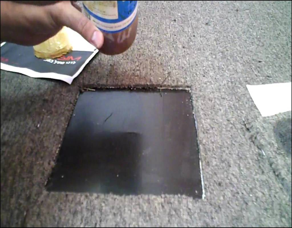 Carpet Repair Patch Pad