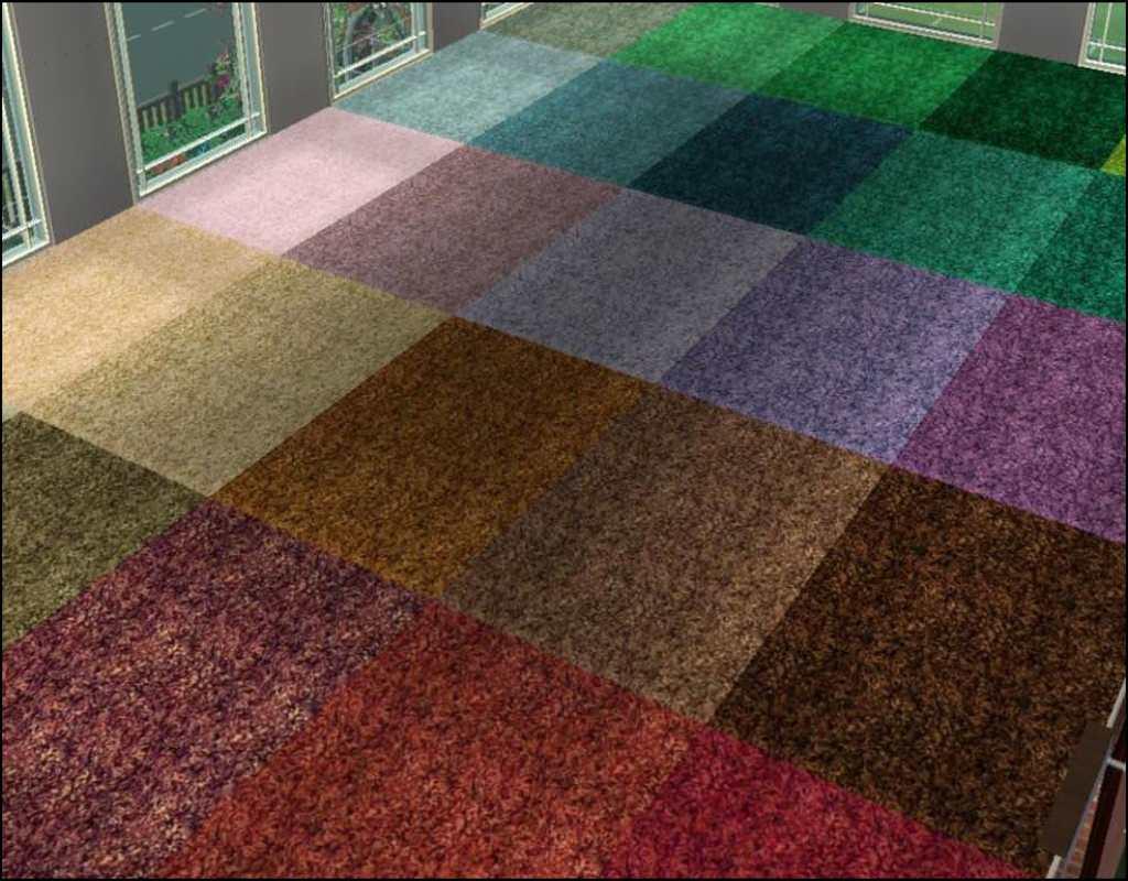 Carpet Squares With Padding