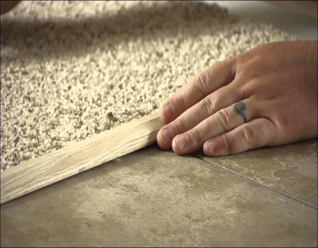 Carpet To Tile Transition Strips
