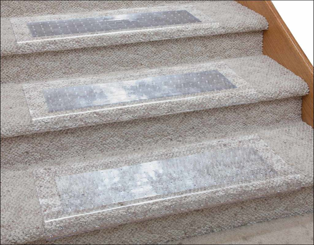 Clear Stair Carpet Protectors