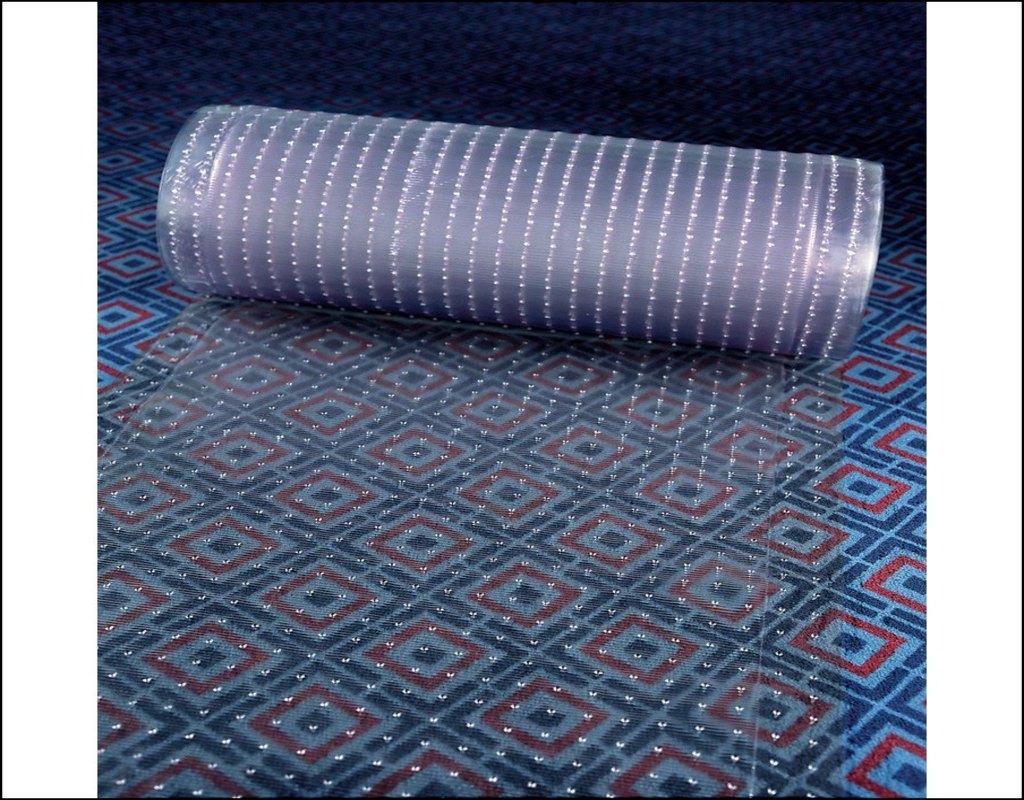 Heavy Duty Plastic Carpet Protector