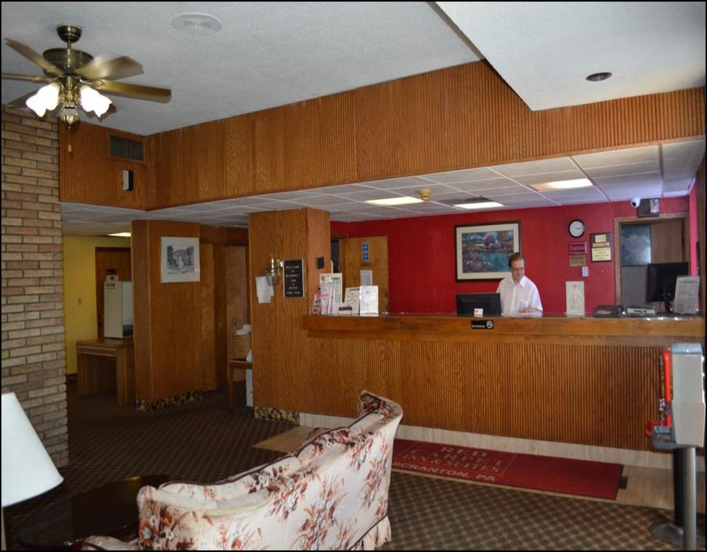 Red Carpet Inn Scranton