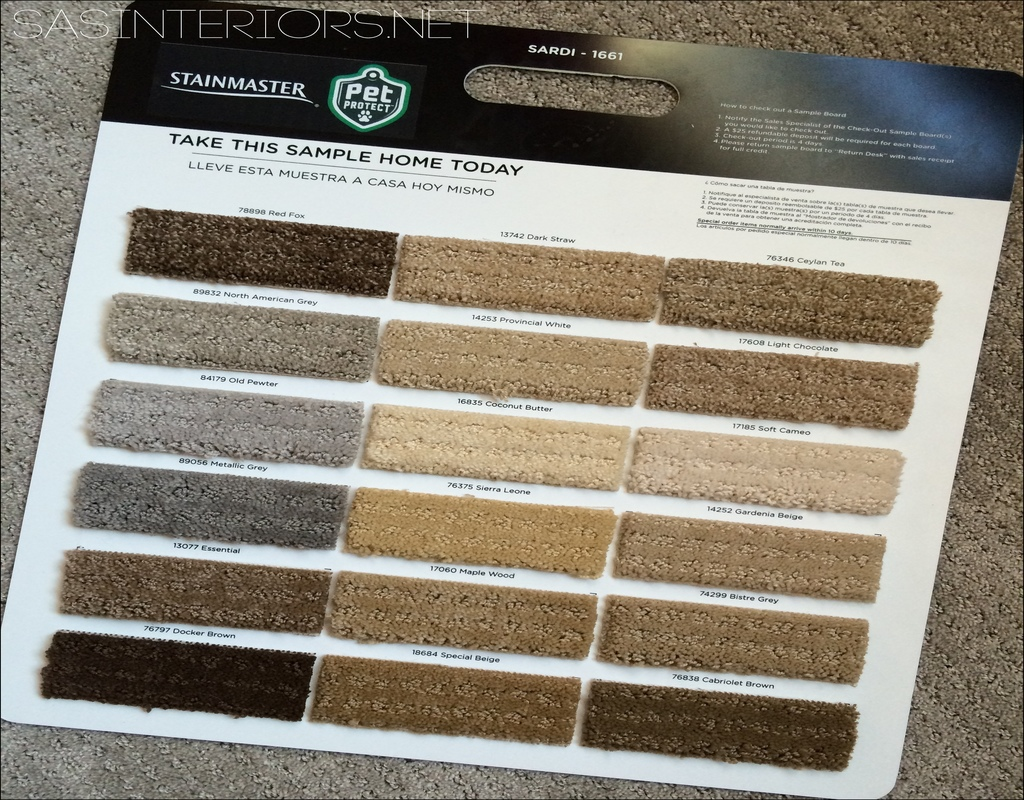 Stainmaster Pet Protect Carpet