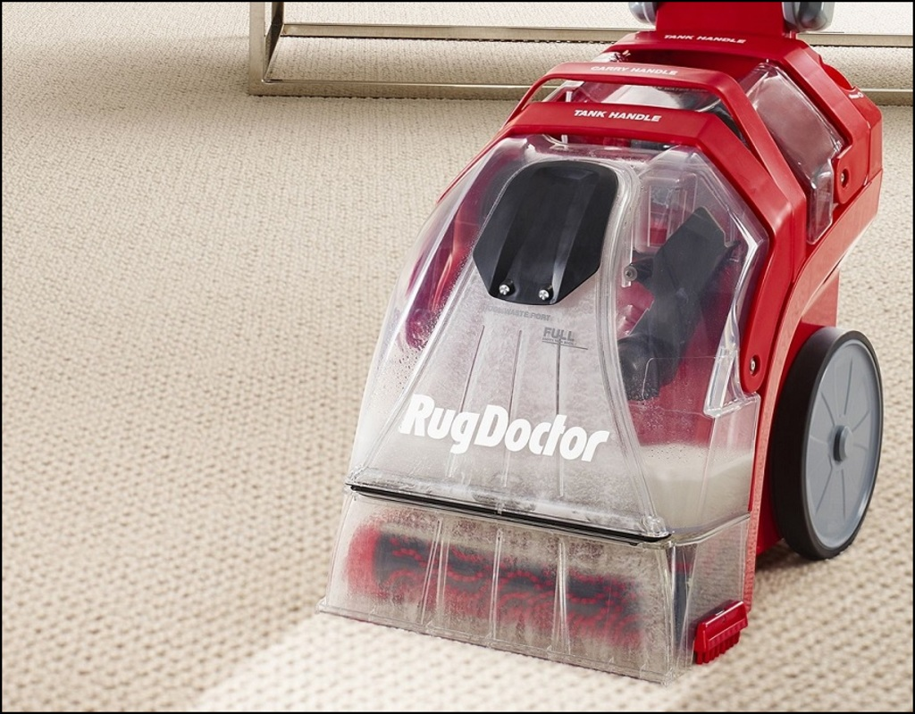 The Best Carpet Shampooer