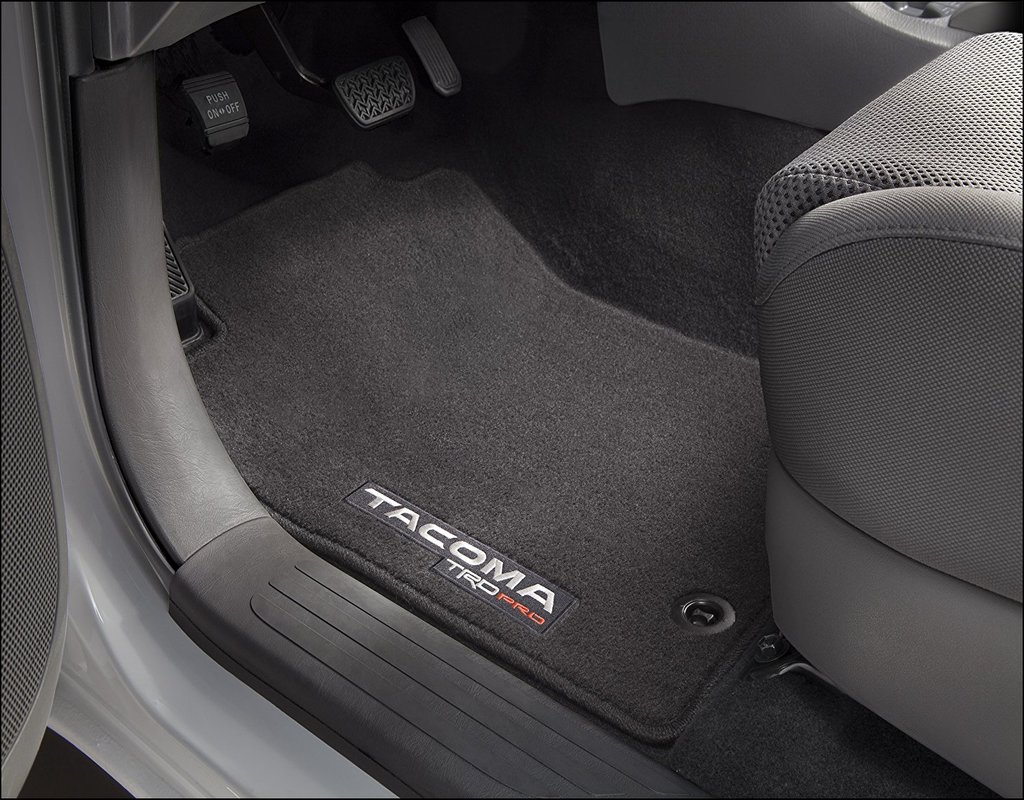 Toyota Tacoma Carpet Floor Mats