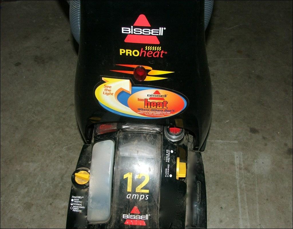 Bissell 12 Amp Carpet Cleaner