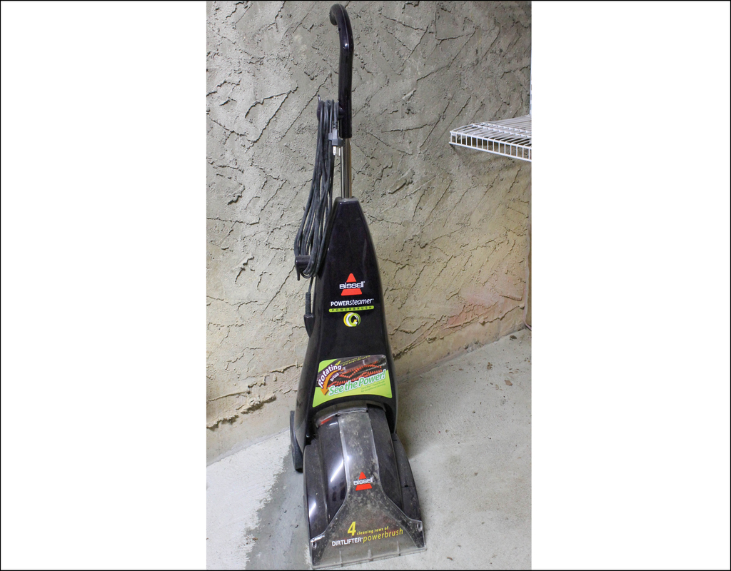 Bissell Power Steamer Carpet Cleaner