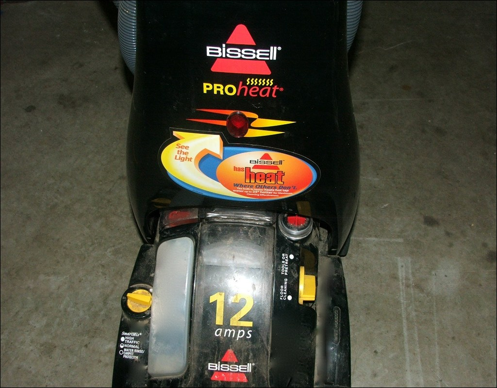 Bissell Proheat Carpet Cleaner Parts