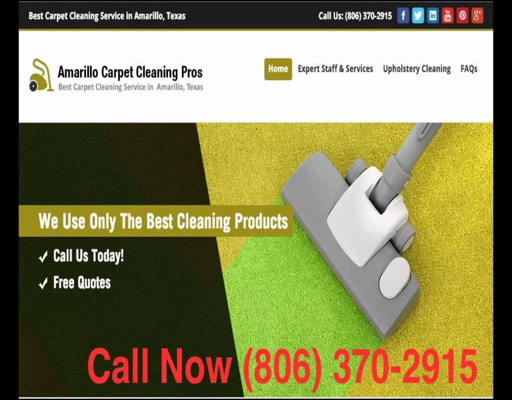Carpet Cleaning Amarillo Tx
