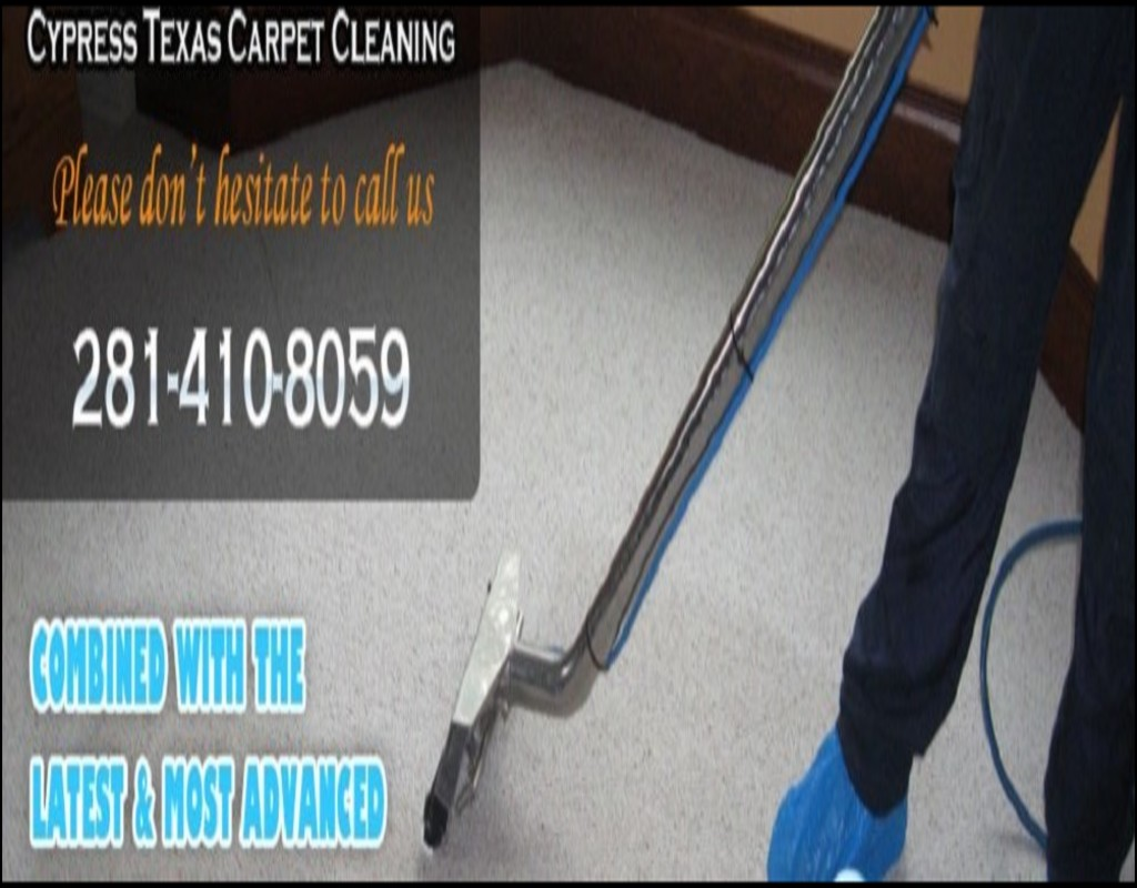 Carpet Cleaning Cypress Tx