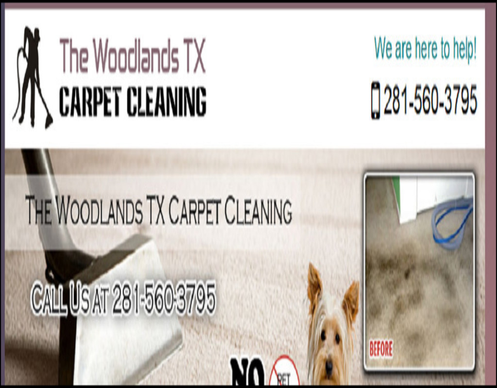 Carpet Cleaning The Woodlands Tx