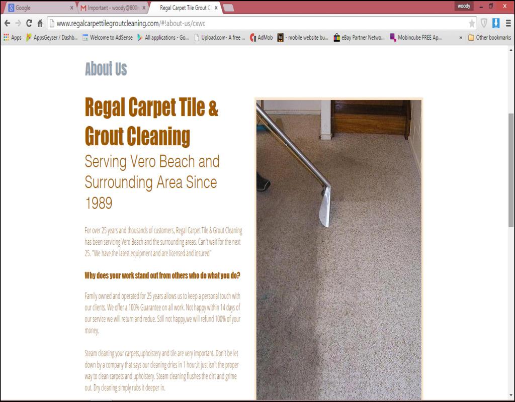 Carpet Cleaning Vero Beach