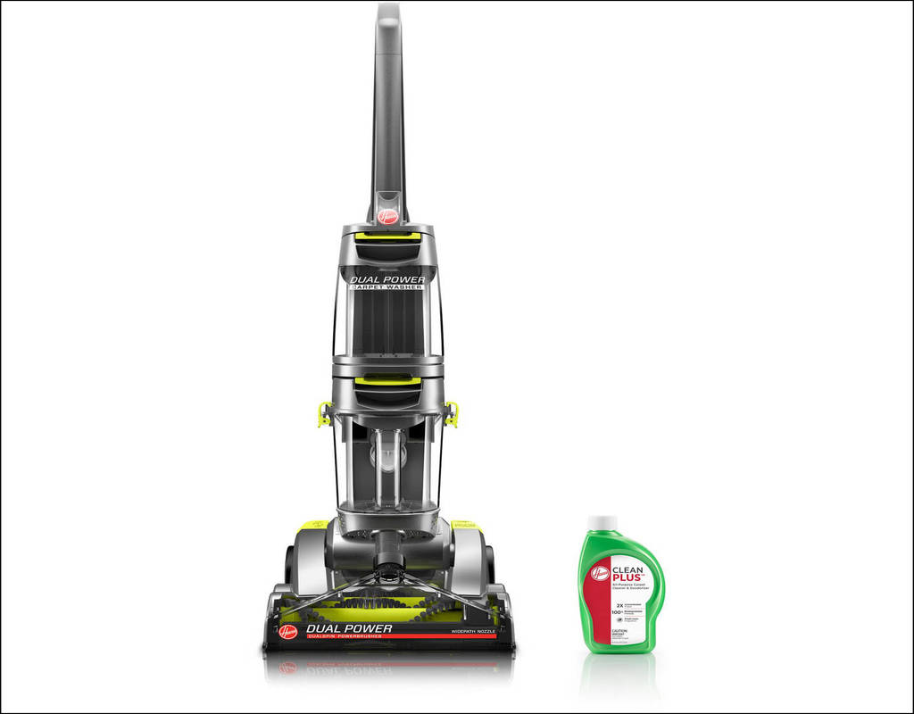 Hoover Dual Power Carpet Washer Reviews