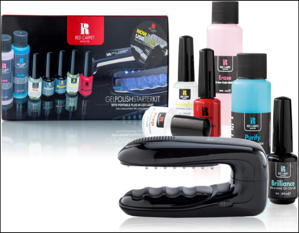 Red Carpet Manicure Starter Kit