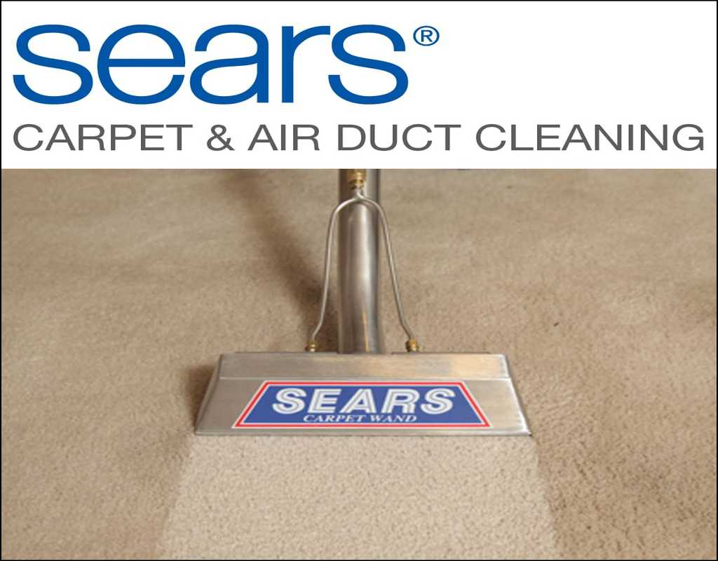Sears Carpet Cleaning Nj