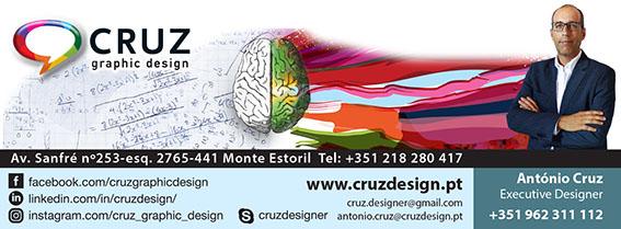 Contacto Cruz Graphic Design