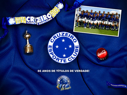 Wallpaper Cruzeiro (1977 - 2006)