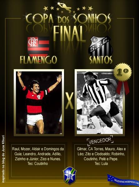 Na final Pelé se sagra campeão dos sonhos!